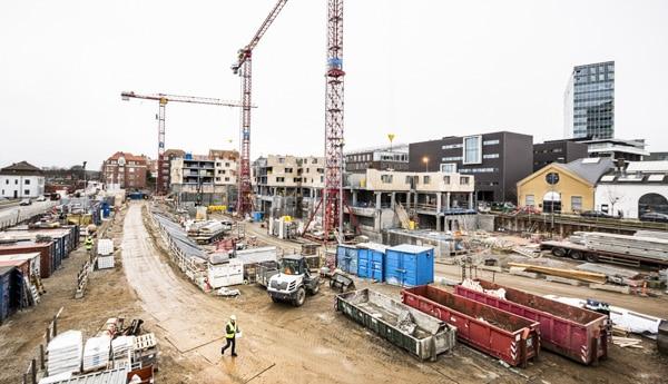 Entrepriseret & byggeprojekter