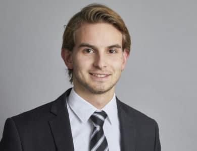 Stud.jur. Andreas Valentin Nielsen