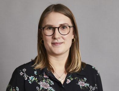 Stud.jur. Cecilie Andersen