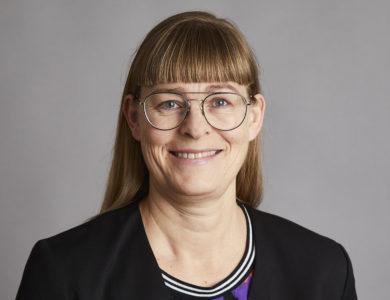 Receptionist. Dorte Grill Poulsen