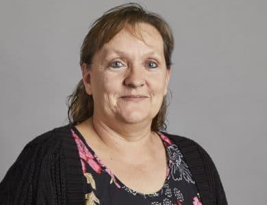Sagsbehandler. Elisabeth Ravn