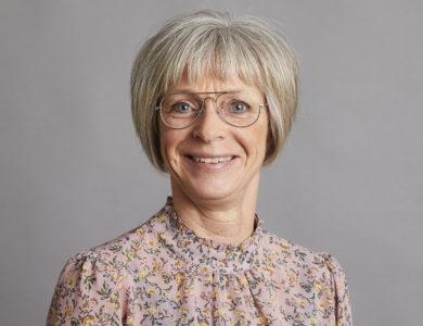 Receptionist. Susan Sørensen