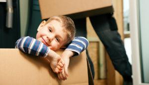 Hvor skal børnene bo efter skilsmissen og hvordan skal samværet fordeles?
