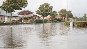 Det skal du gøre ved digebrud og oversvømmelse af hus